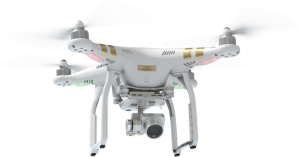 DJI Phantom 3 Quadcopter Drone - EZ Tech Wireless